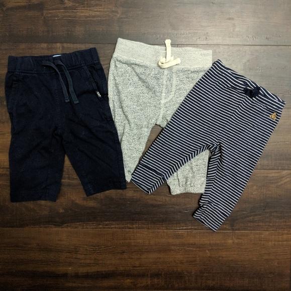 Bottoms Baby Gap Boys 6-12 Months Khaki Pants Baby & Toddler Clothing